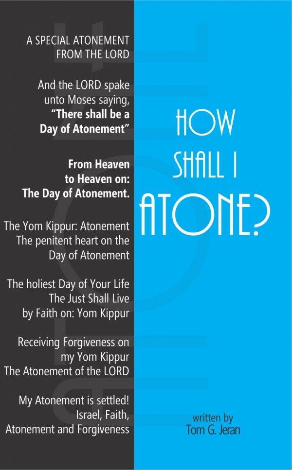 How Shall I Atone